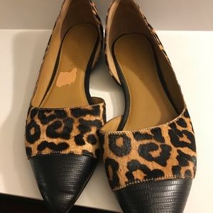 Franco Sarto pointed flats (make an offer)